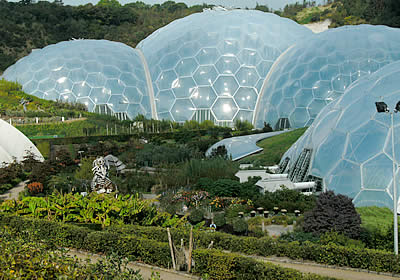 A trip to the Eden Project makes for a fascinating day out for all the family
